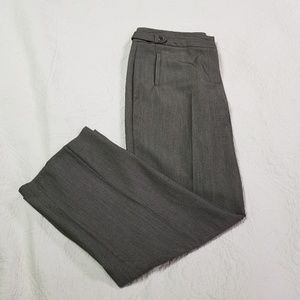 Larry Levine gray trousers